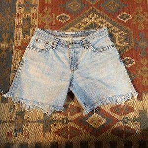 🔴Polo jeans Company cutoff shorts vintage